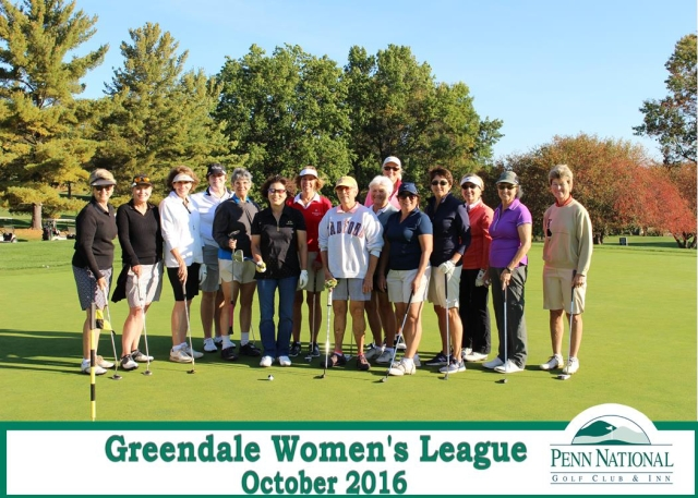 Greendale Women's League Finished Image